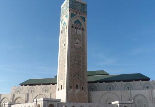Casablanca Hassan II Grand Mosque