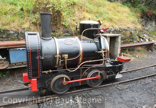Great Laxey Mine Railway