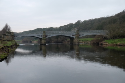Thirlmere Aqueduct - River Lune Bridge