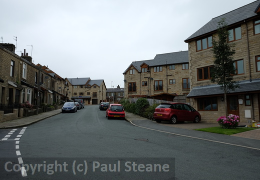 Standroyd Road, Colne
