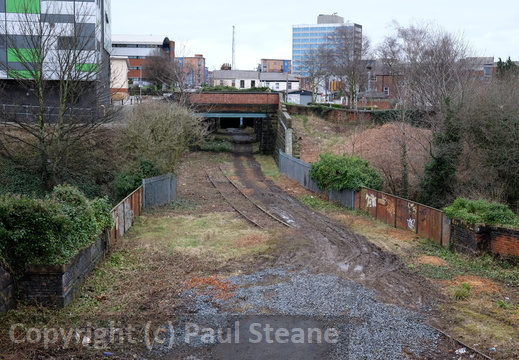 Preston, Maudlands Bridge area