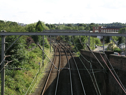 Engineering works at Timperley